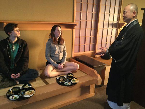 お寺で日本文化体験『ロシア』編