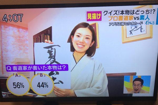 STV札幌テレビ放送『どさんこワイド179』出演