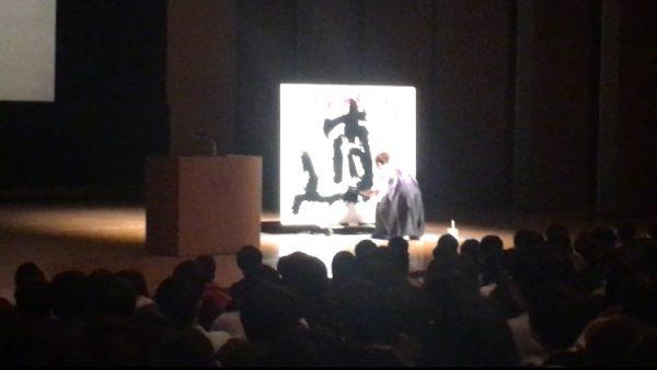 東京明治大学『出陣式!就職活動直前セミナー』